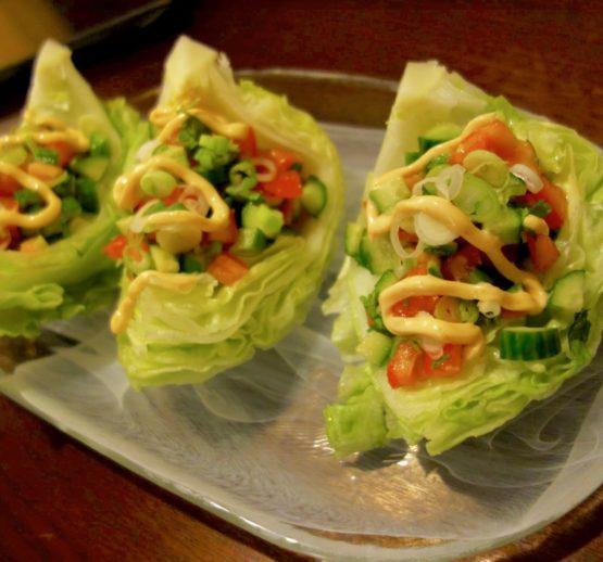 Fully Loaded Iceberg Salad