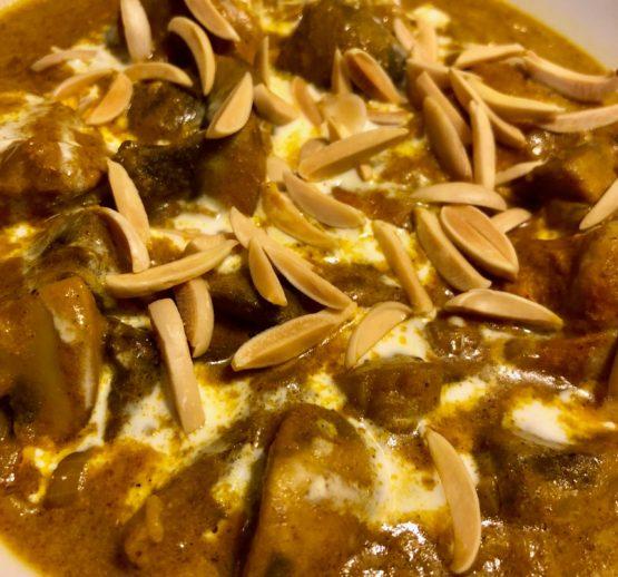Khoreshte Curry
